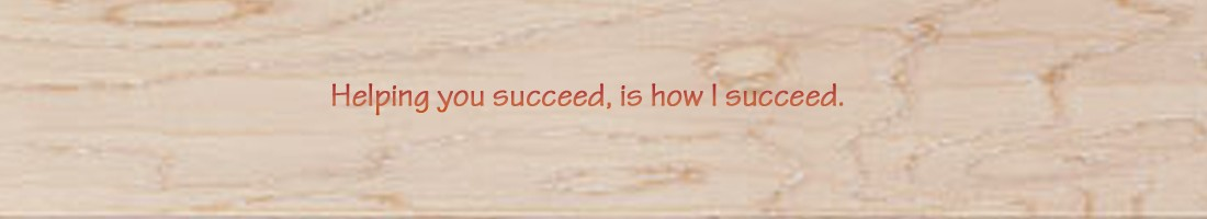 Header succeed quote copy