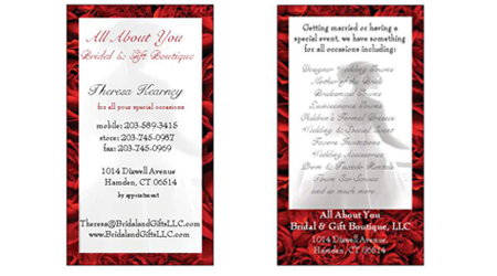 Our website portfolio tristate business solutions custom business cards reheart Gallery
